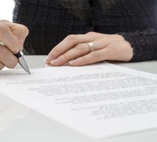 Złożenie oświadczenia o zgubieniu legitymacji studenckiej