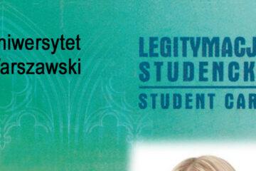 Rozporządzenie wydłuża ważność legitymacji studenckich i doktoranckich do maja